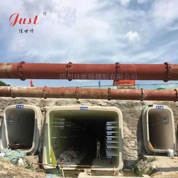 福建漳州圆山大道综合管廊工程