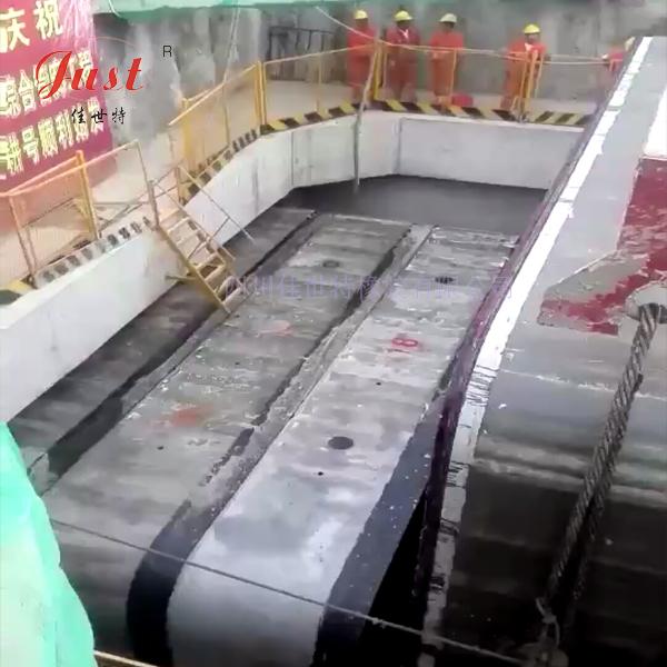 苏州城北地下综合管廊(顶进式)