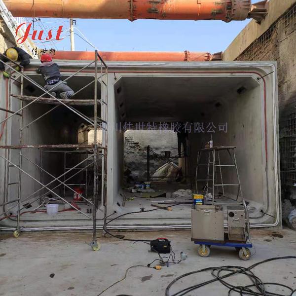 虹桥北路和中兴北路地下综合管廊项目